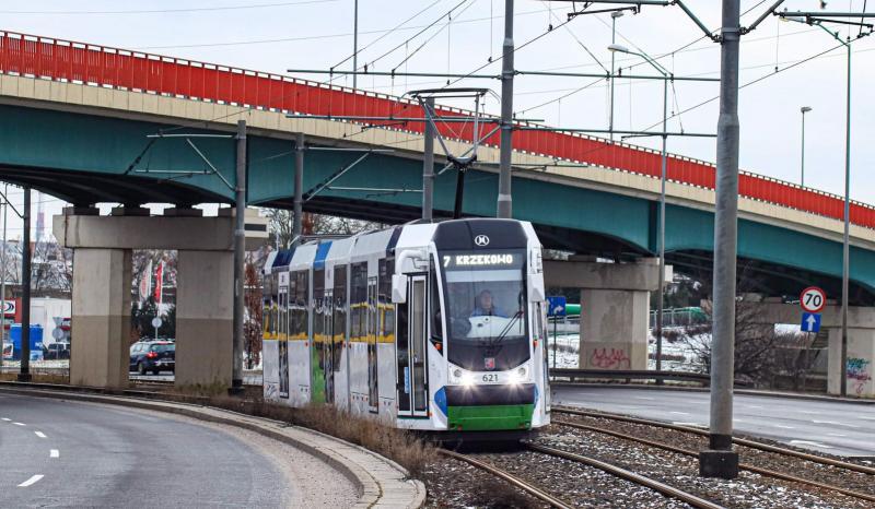 Dodatkowe tramwaje dwukierunkowe