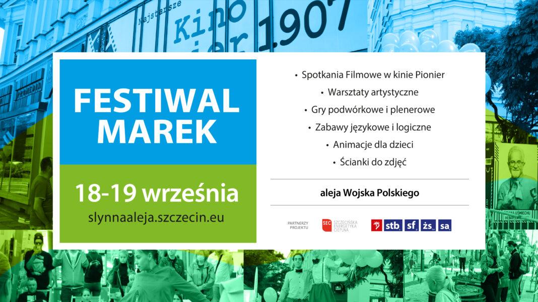 gra plenerowa na Festiwalu Marek