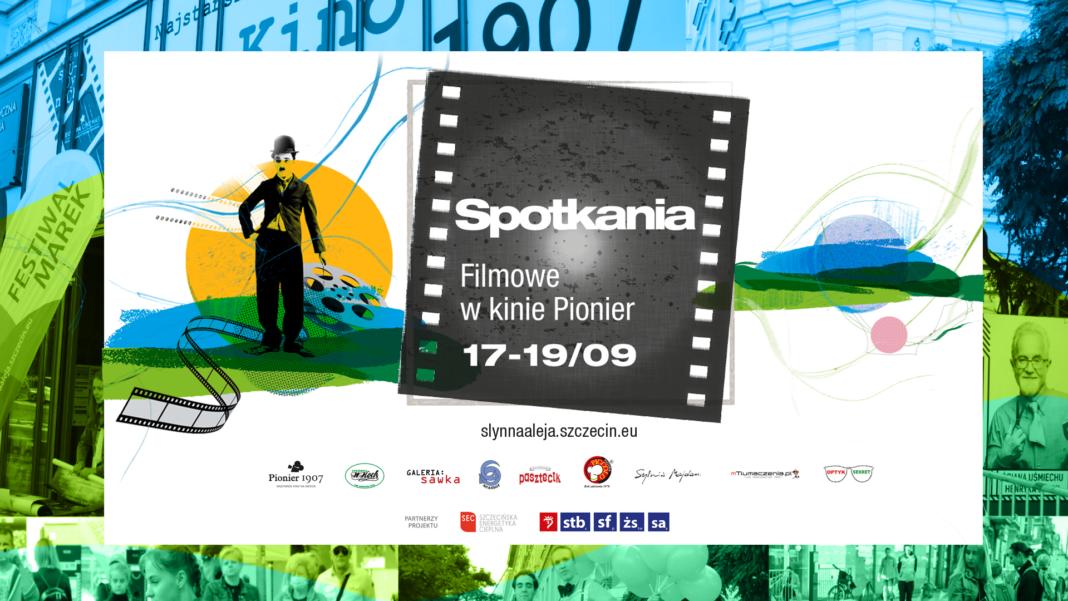 Spotkania Filmowe w kinie Pionier