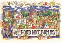 Jedzenie Zamiast Bomb szuka kuchni