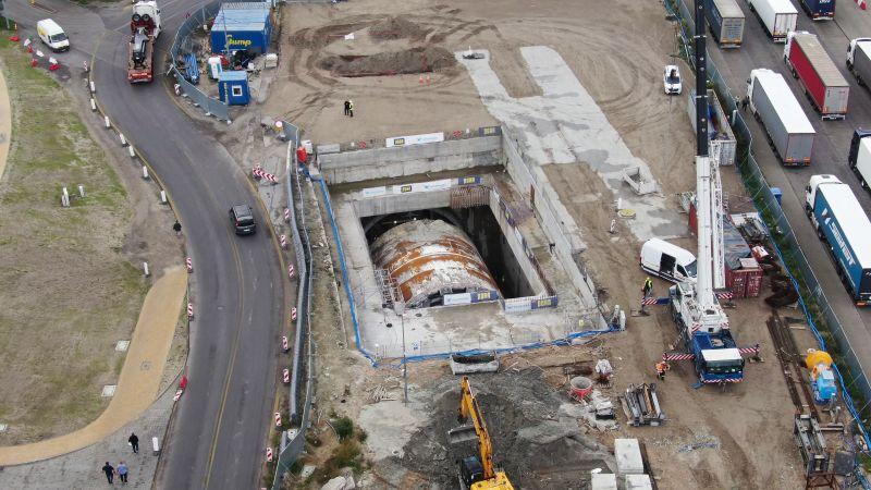 Tunel podŚwiną zdjęcia