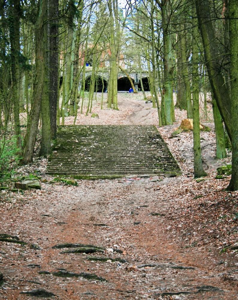 ruiny Wiezy Quistorpa